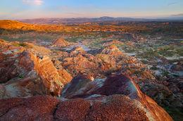 Vermillion Basin, Cold Spring Mountain, Limestone Ridge, oil and gas industrialization