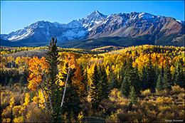 wilson peak, silver pick basin