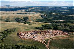 riley ridge, natural gas