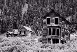 Uncompahgre National Forest, Animas Forks