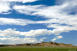 chalk bluffs, pawnee national grassland