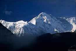 Cho Oyu, Sagarmatha National Park