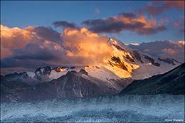 Chopicalqui Sunset