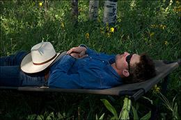 Cowboy Nap