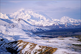 denali national park, Mt. McKinley