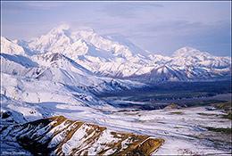 denali national park, Mt. McKinley