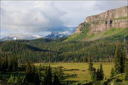 Flat Tops Wilderness Area, colorado