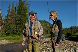 Fishing The Hoback III