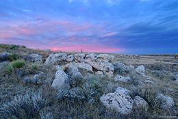 Ogallala Cap, Fox Ranch