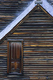 Garnet, ghost town, structures, abandoned buildings, Missoula, boarding house