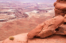 Canyonlands National Park, Green River, Island In The Sky