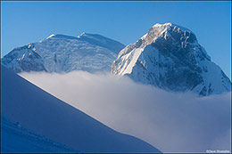 Huascaran Morning Light