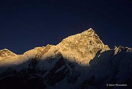 Nuptse, Sagarmatha National Park, Mount Everest