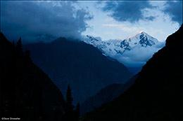 machu picchu, veronica mountain, incan culture