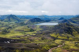 Alfvatn Landscape