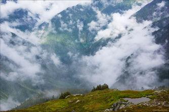 Sahale Cloudscape