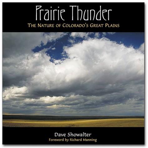 Prairie Thunder book
