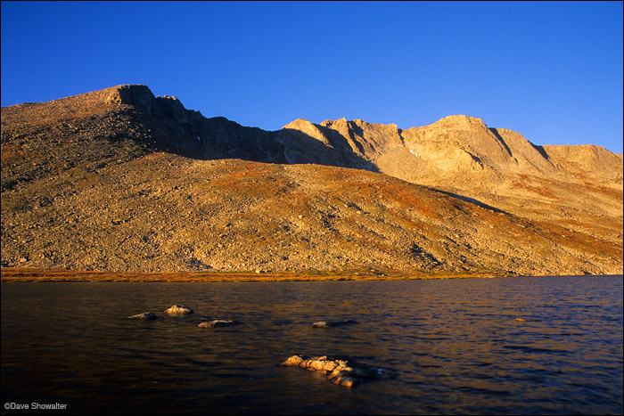 Mt. Evans Wilderness Area, Summit Lake, photo