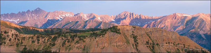 Conundrum, Cathedral Peak, Maroon Bells-Snowmass Wilderness, photo