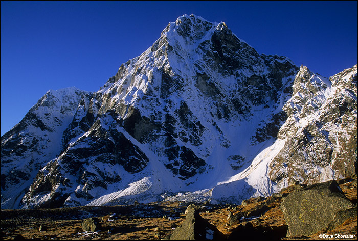 Dzonglha, cho la pass, cholatse, photo
