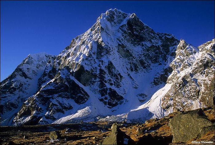 Dzonglha, cho la pass, cholatse, photo