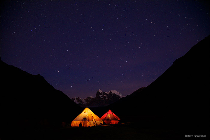 cuyoc, huayhuash trek, photo