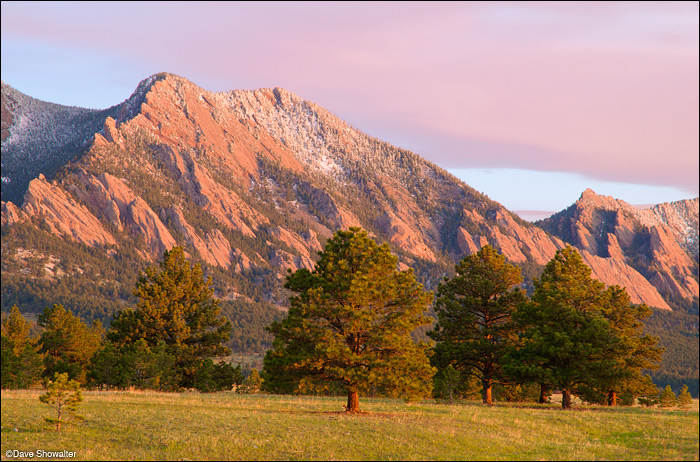 Bear Peak, Flatirons, Boulder Open Space and Mountain Parks, photo