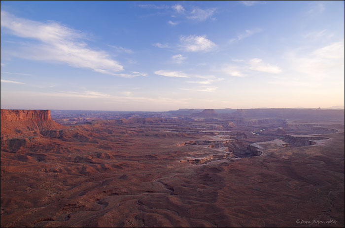 Island In The Sky, Green River Overlook, Canyonlands National Park, photo