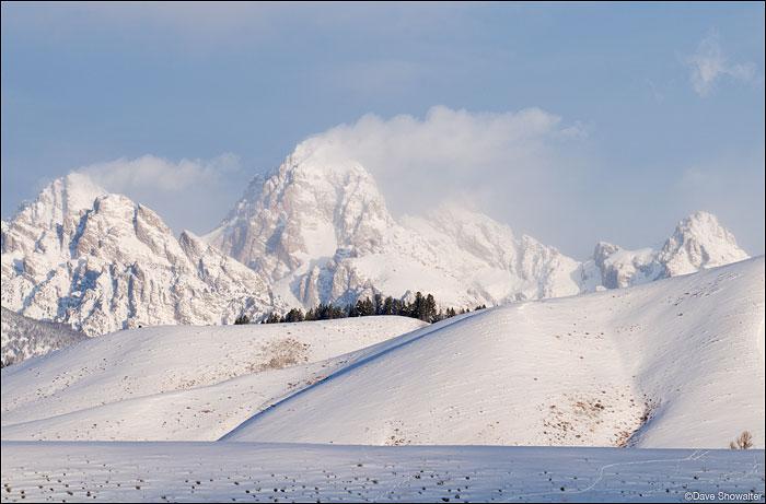grand teton, blacktail butte, Grand Teton National Park, Wyoming, photo