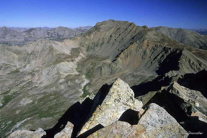 Mount Harvard, Collegiate Peaks Wilderness Area, photo