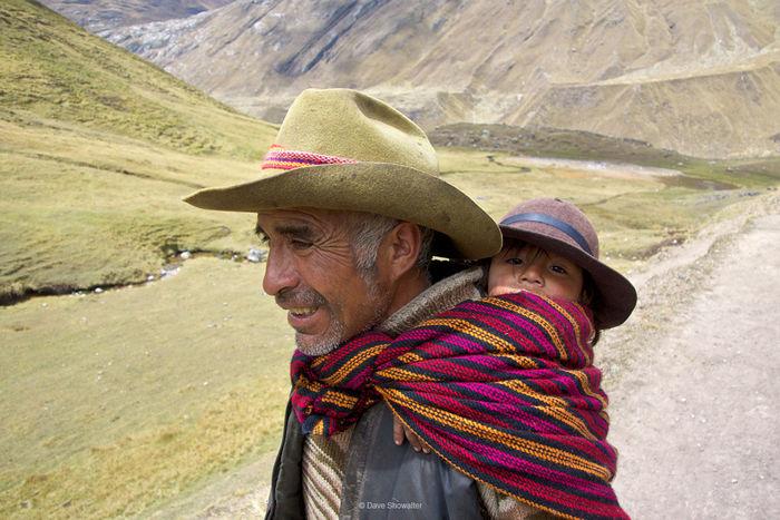 sheepherder, huayhuash trek