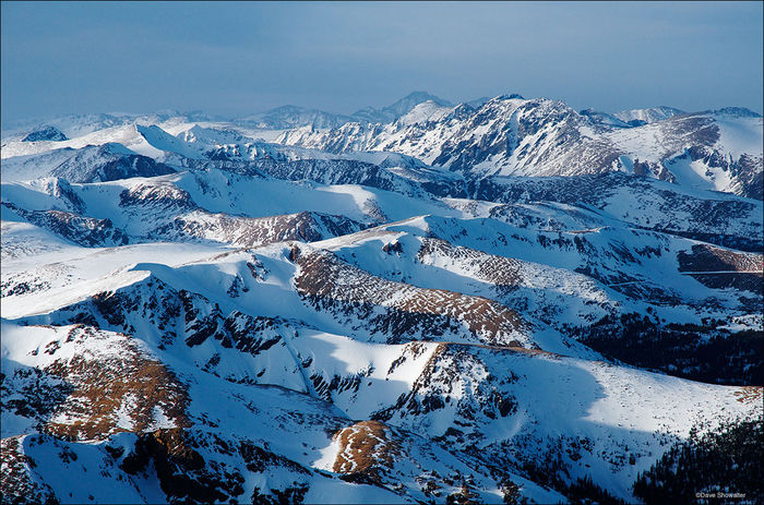 james peak, front range