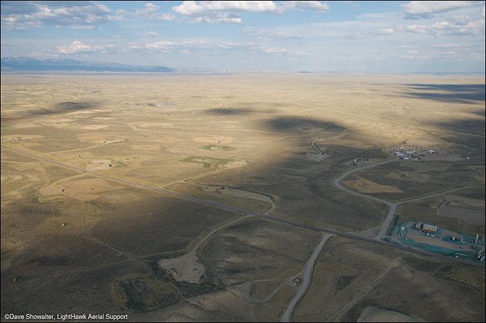 wind river range, jonah field, photo