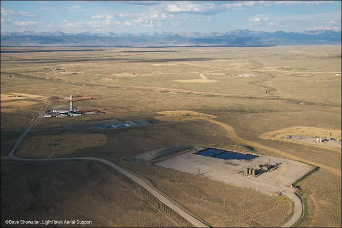 natural gas, Jonah Field, photo