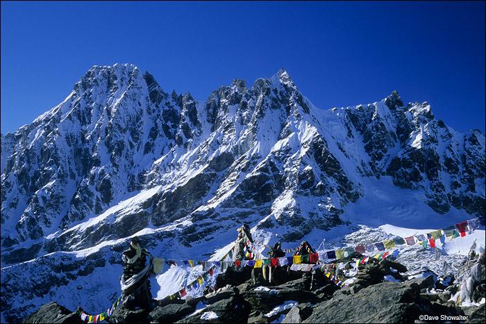 Phari Lapche Peak, Everest, photo