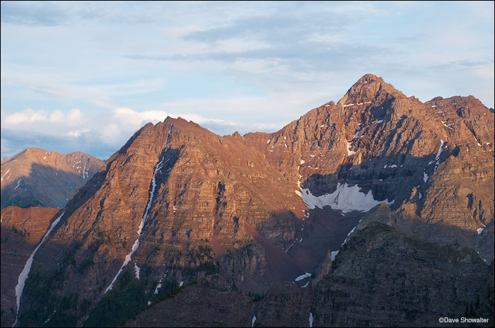pyramid peak, sievers mountain, photo