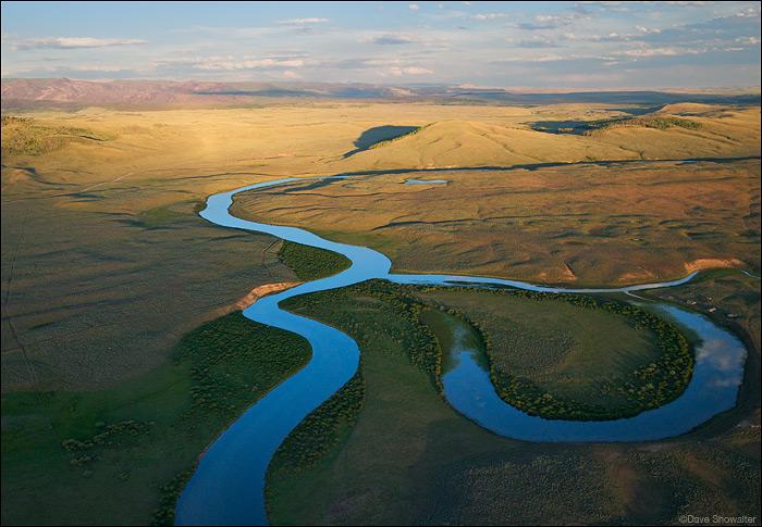 green river, lighthawk, pronghorn national migration corridor, photo