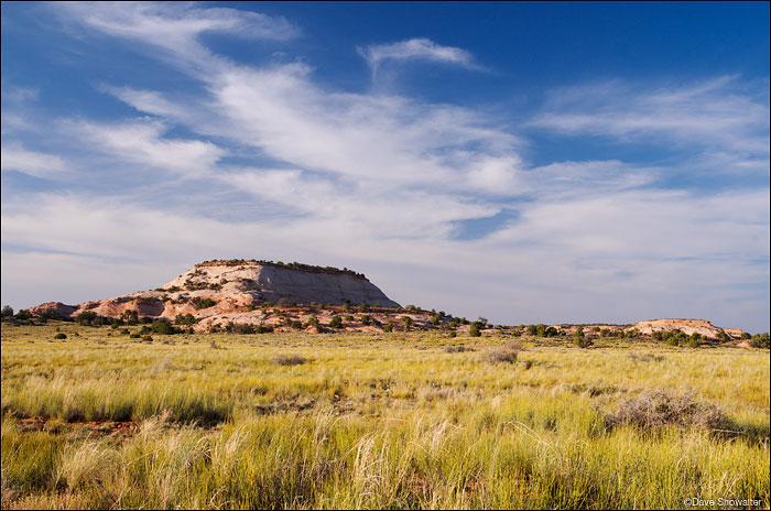Aztec Butte, Anasazi, Island In The Sky, photo