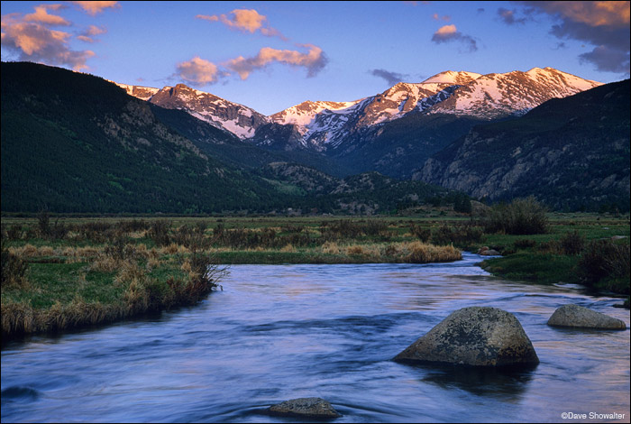 Big Thomson River, Rocky Mountain National Park, photo