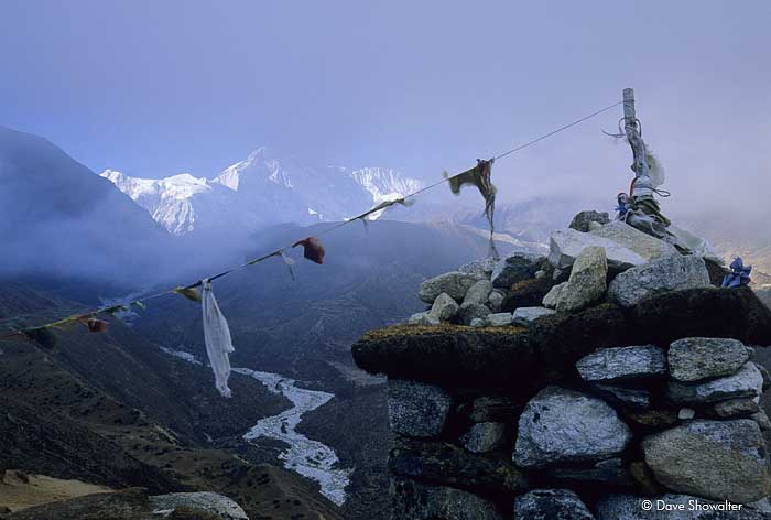 Cho Oyu, Mount Everest, Sagarmatha National Park, photo