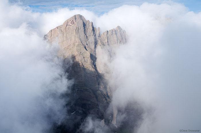 Sangre De Cristo Wilderness Area, Crestone Needle, Humboldt Peak, photo