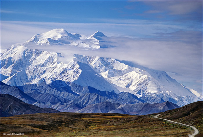 Denali National Park, Mount McKinley, photo