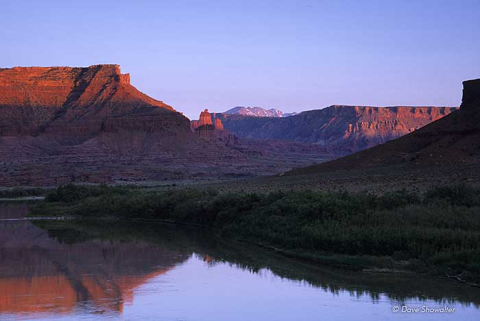 Fisher Towers, Manti La-Sal National Forest, Colorado River, photo