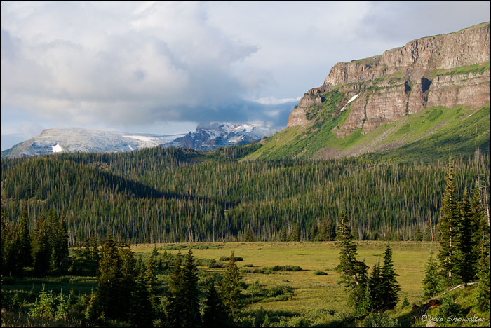 Flat Tops Wilderness Area, colorado, photo
