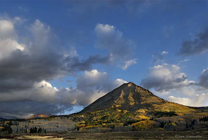 Mount Gothic, Gunnison National Forest, Crested Butte, photo