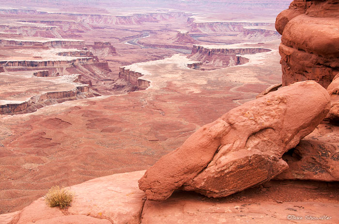 Canyonlands National Park, Green River, Island In The Sky, photo