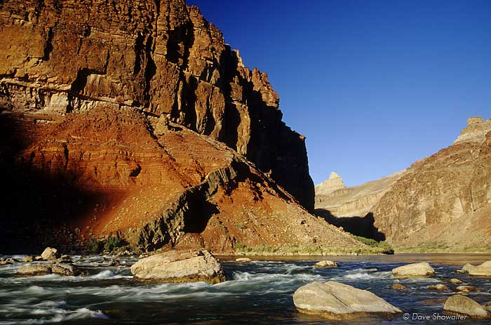 Hance Rapids, Grand Canyon National Park, Colorado River, photo