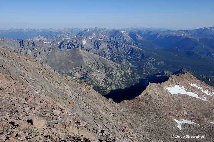 Long's Peak, Rocky Mountain National Park, photo