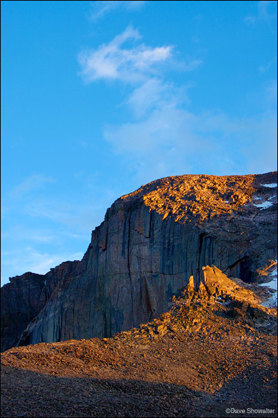Long's Peak, Rocky Mountain National Park, Colorado, photo