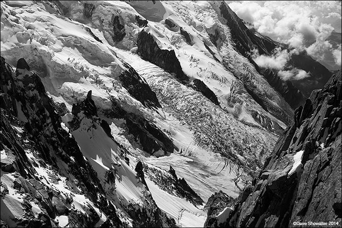 chamonix, mer de glace, photo